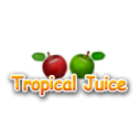 Автомат на деньги Tropical Juice - с кэш-ин играйте логотип