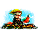 Автомат 777 Pirates Treasures и символы комбинаций логотип